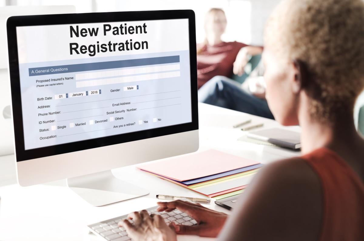 HDPT New Patient Registration