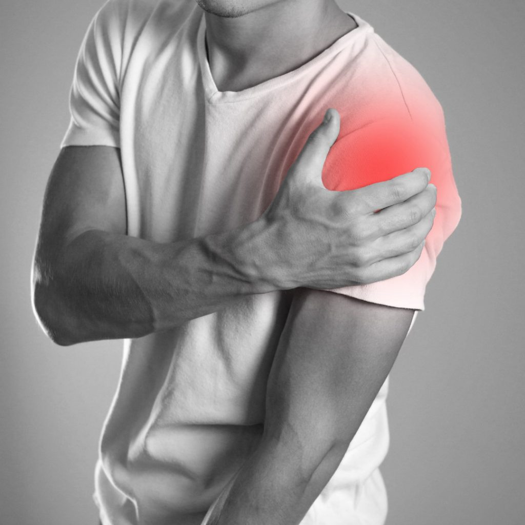 Physical therapy for shoulder pain in Midtown